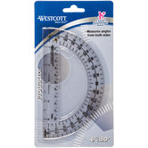 "6"" 180-Degree Protractor"